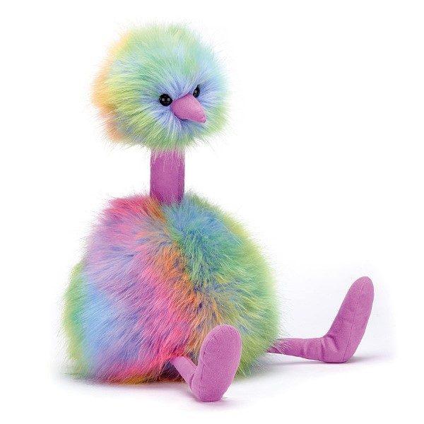 jellycat rainbow pompom