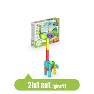 engino qboidz 2-in-1 giraffe box
