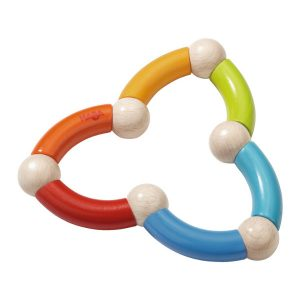 haba 003868 clutching toy colour snake