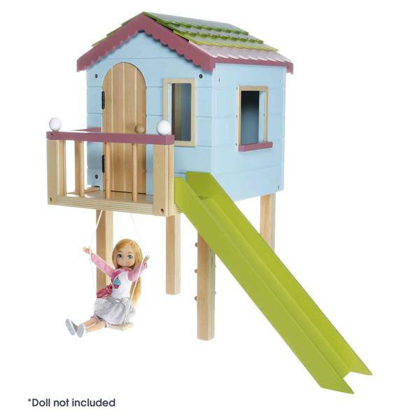 lottie treehouse swing