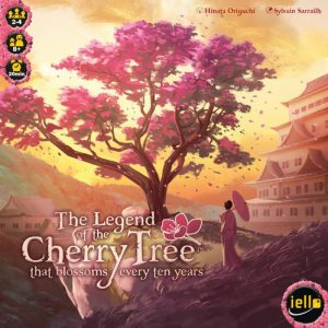 The legend of the cherry tree game