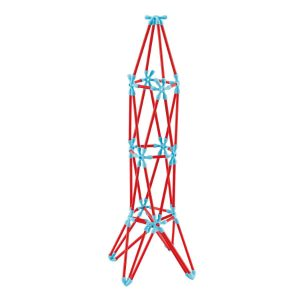 hape E5565 flexistix creativity kit tower
