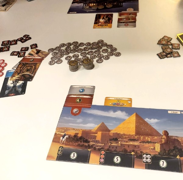 7 Wonders Board Game Toyville